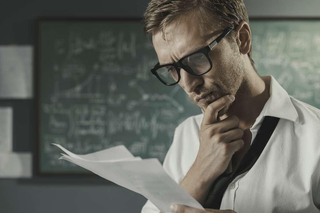 La petite voix que nous entendons lorsque nous lisons est essentielle à la compréhension fine d'un texte. © Stokkete, Adobe Stock