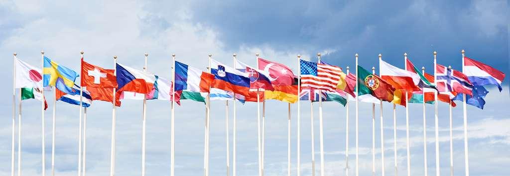 Combien de pays dans le monde ? Combien sont reconnus ? Lequel ne l'est pas et par qui ? © Sergey Ryzhov, Adobe Stock