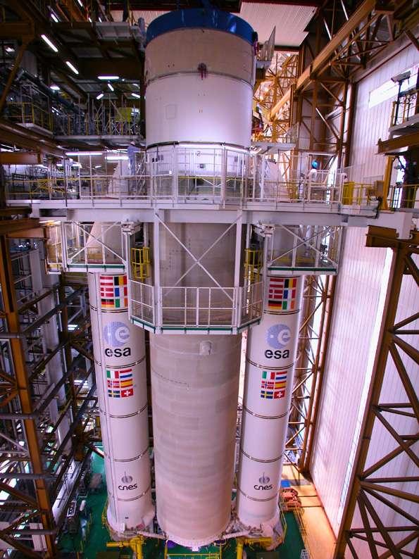 Ariane 5 étage cryogénique
