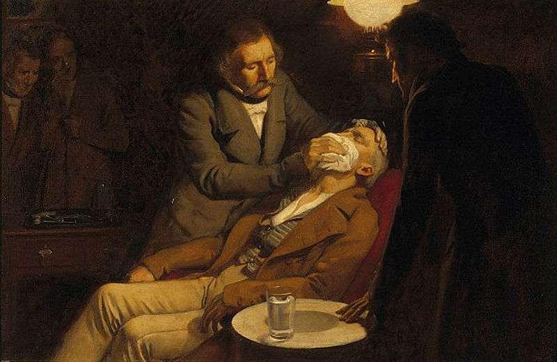 1846 : William Morton et les débuts de l'anesthésie