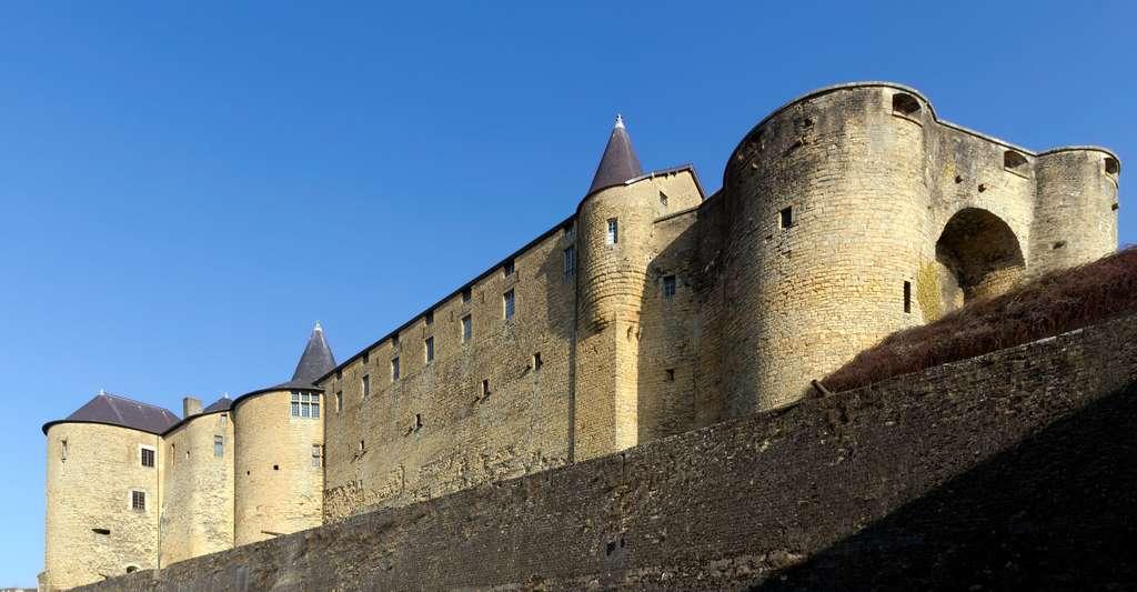 Château de Sedan. © Dietmar Rabich, Wikimedia, CC by-sa 4.0