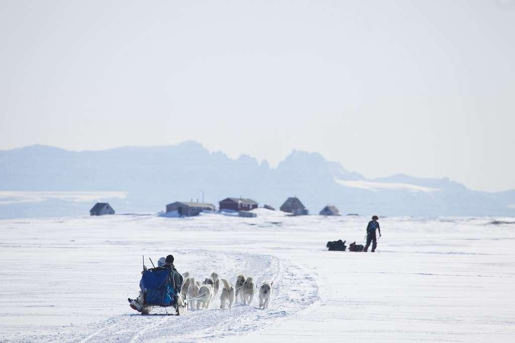 Côte Est du Groenland,