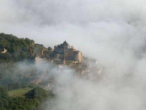 Le château de Castelnaud. © Philippe Dufour, tous droits réservés