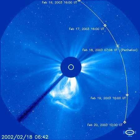 Crédits : NASA / SOHO