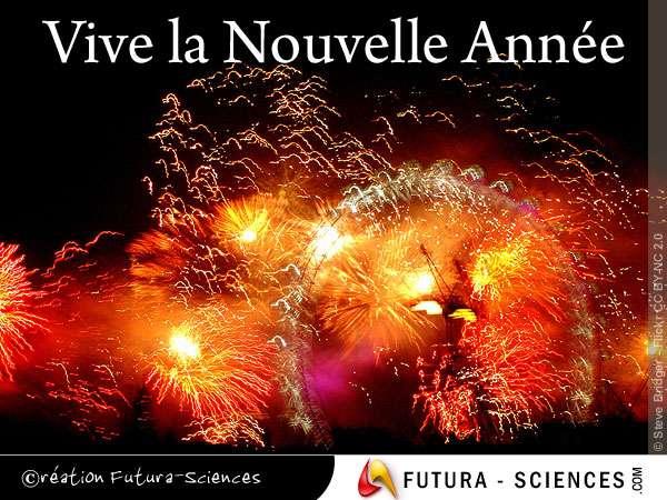 Que la nouvelle année commence !