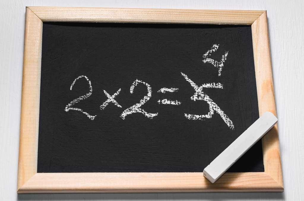 Difficile de réussir en mathématiques sans en maîtriser les bases. © Maksim, Fotolia
