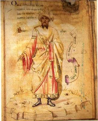 Jabir ibn Hayyan alchimiste.