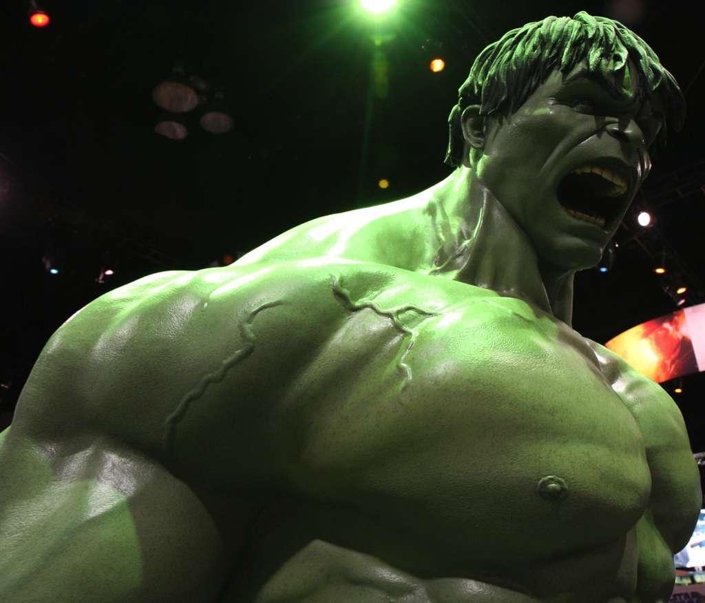 On connaît peut-être le secret de l'Incroyable Hulk. Les chercheurs ont inhibé la synthèse de la protéine NCoR1 chez des souris, et elles ont développé des capacités physiques supérieures. © San Diego Shooter, Fotopedia, cc by nc nd 2.0
