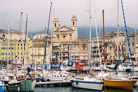 Port de Bastia. © Greudin, DP
