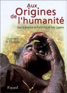 Un livre pour comprendre les origines de l'Homme. © DR