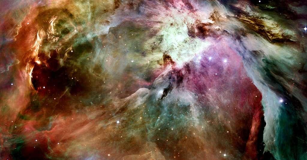 Nébuleuse d'Orion. © Steve Black - Domaine public
