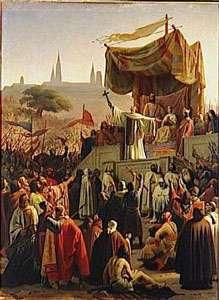 Saint-Bernard - 2e croisade - Vezelay - 1146