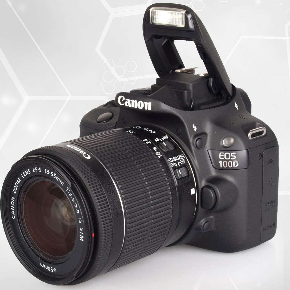 EOS 100D. © Canon