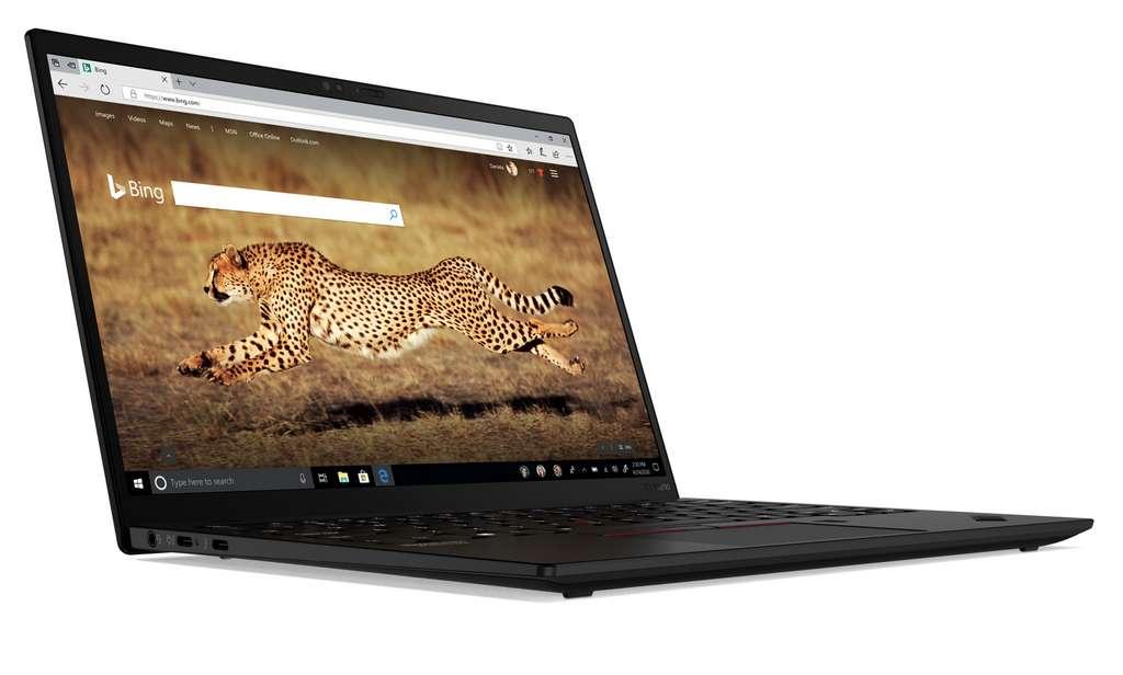 Le ThinkPad X1 Nano est le plus léger des ordinateurs Lenovo. © Lenovo