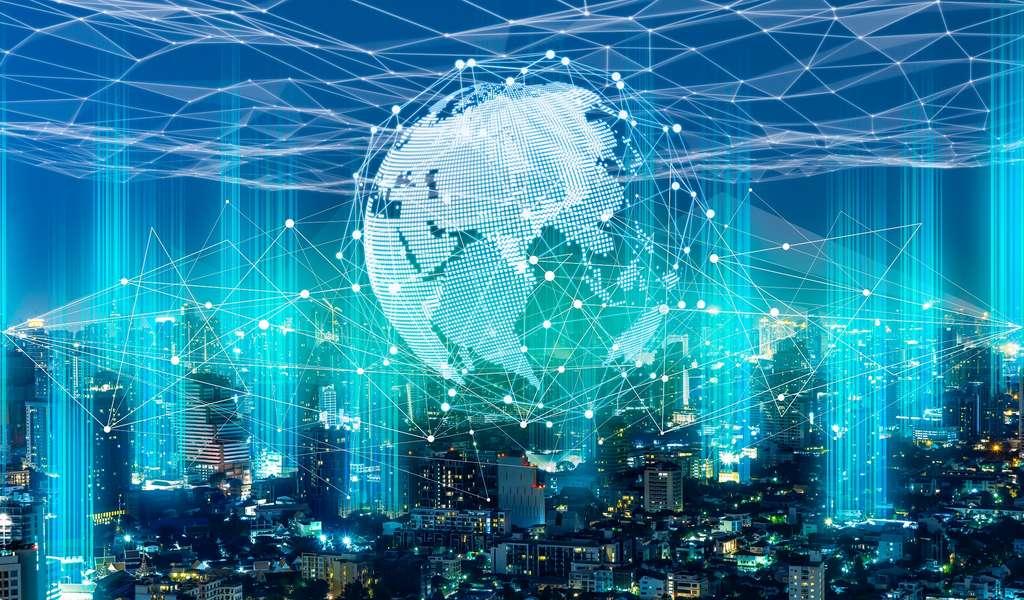 La stratégie commerciale et marketing des entreprises se tourne désormais de plus en plus vers le tout numérique et le tout connecté. © Yingyaipumi, Adobe Stock