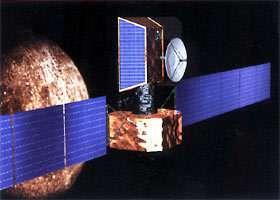 La sonde Bepi-Colombo Crédits : http://www.jaxa.jp