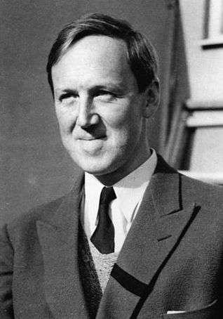 Hannes Olof Gösta Alfvén en 1942. Il fut lauréat du prix Nobel de physique en 1970. © DP