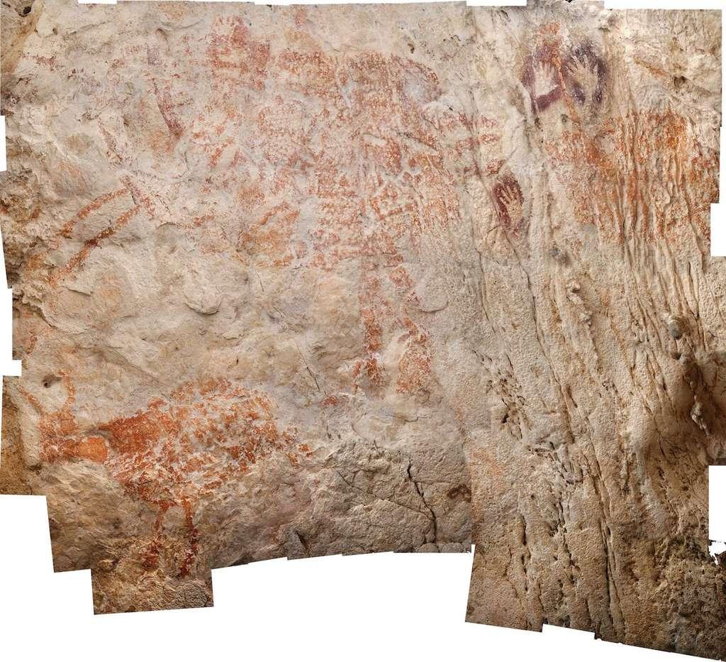 grotte peinture datation méthode
