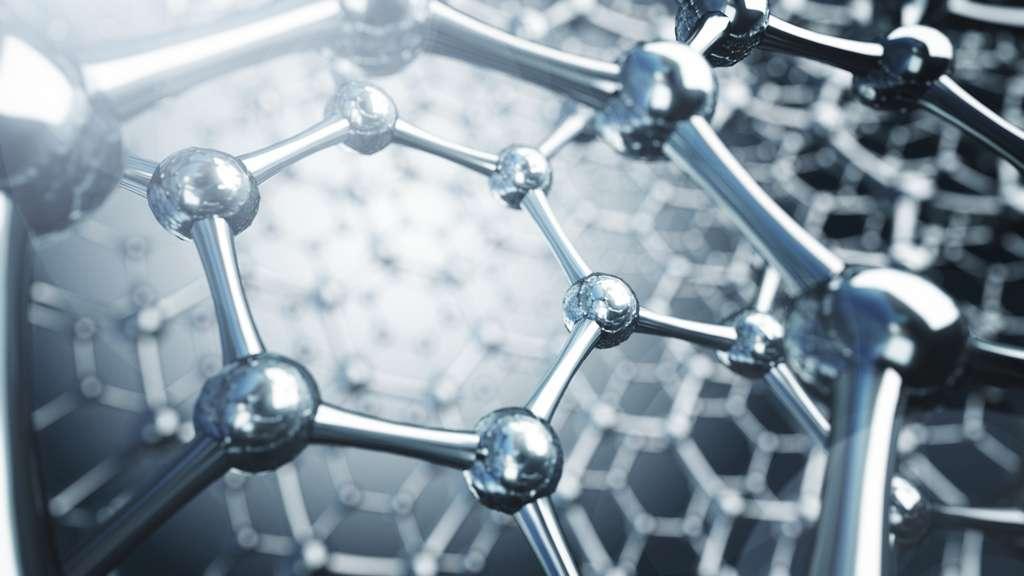 Dès que son nom est évoqué, le graphène apparait comme un matériau aux propriétés magique. Quel que soit le domaine, il permet souvent d'aller plus loin, plus fort et de façon efficiente. © Artemegorov3@gmail.com, Fotolia