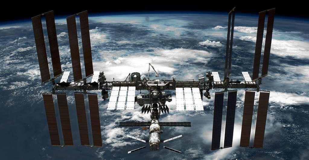 International Space Station. © NASA - Domaine public