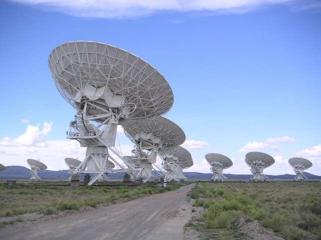 Les humains sont toujours à la recherche de signes de vie intelligente qui se serait développée ailleurs que sur Terre. © Hajor, Wikimedia Commons, cc by sa 2.0