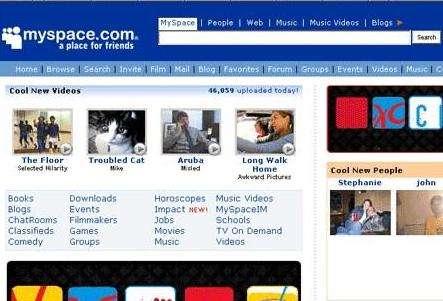 Napster, Windows Live Messenger, MySpace, Caramail, ICQ... Autant de services Web qui ont connu leurs heures de gloire avant de tomber dans l'oubli. © Shopify