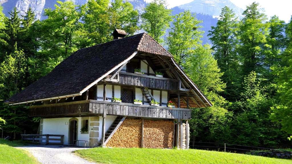 Le musée suisse de l'habitat rural
