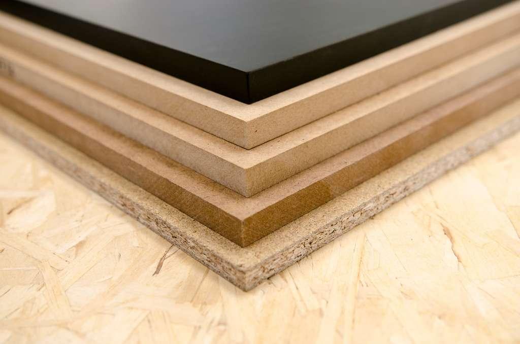 Les bois composites utilisant la solution « Green ultimate » n'émettent pas plus de formaldéhyde que le bois naturel, soit moins de 0,01 ppm (partie par million). ©Evertree