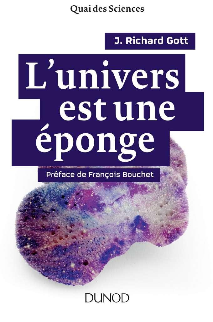 Découvrez le livre L'univers est une éponge, paru aux éditions Dunod. © Dunod