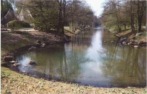 Le Loiret : sa source