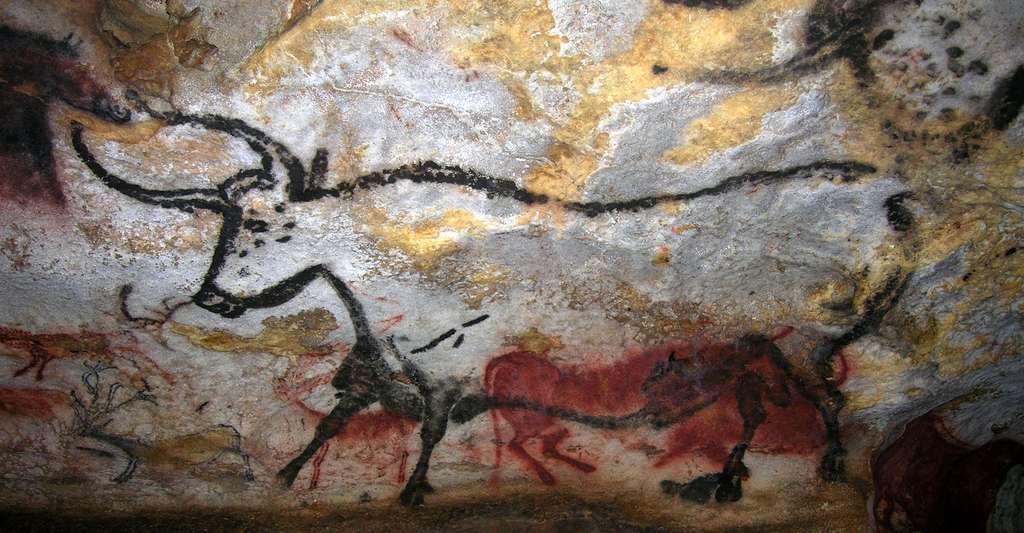 La grotte de Lascaux est un célèbre site préhistorique de la vallée de la Vézère (France). © Unesco, Wikimedia Commons, CC by-sa 3.0
