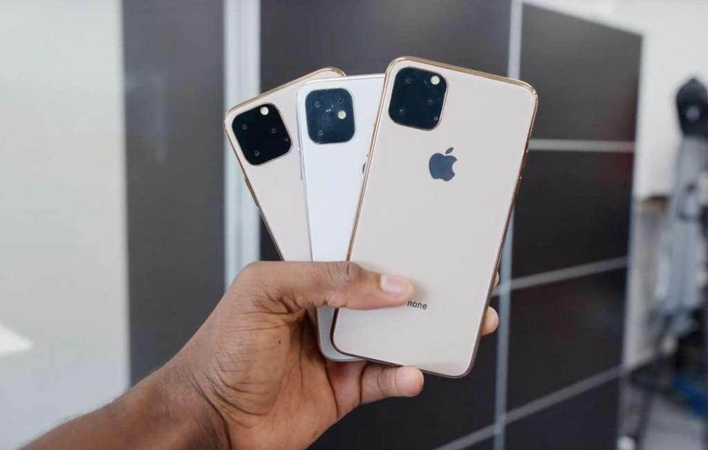 L'iPhone 11 se déclinera en trois versions avec deux ou trois capteurs photo à l'arrière de l'appareil. © Marques Brownlee