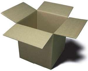 Le talc est utilisé pour la fabrication du carton.