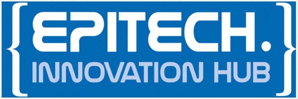 Au sein du Hub Innovation de l'Epitech, des étudiants travaillent ensemble sur un projet innovant (c'est la condition de départ) et le mènent jusqu'au bout, en trouvant des partenaires. © Epitech