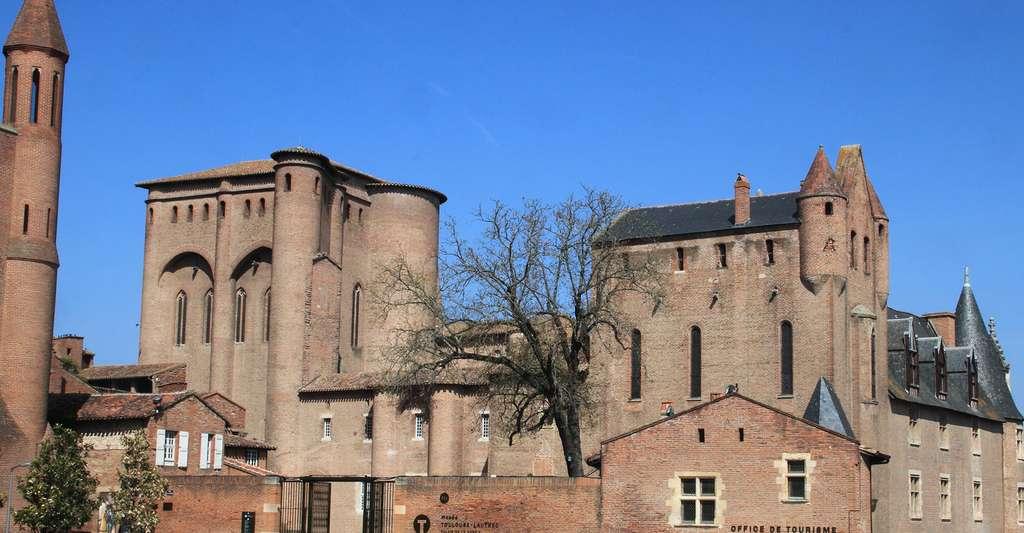 Le musée Toulouse-Lautrec, à Albi. © Caroline Léna Becker, Wikimedia Commons, CC by 3.0