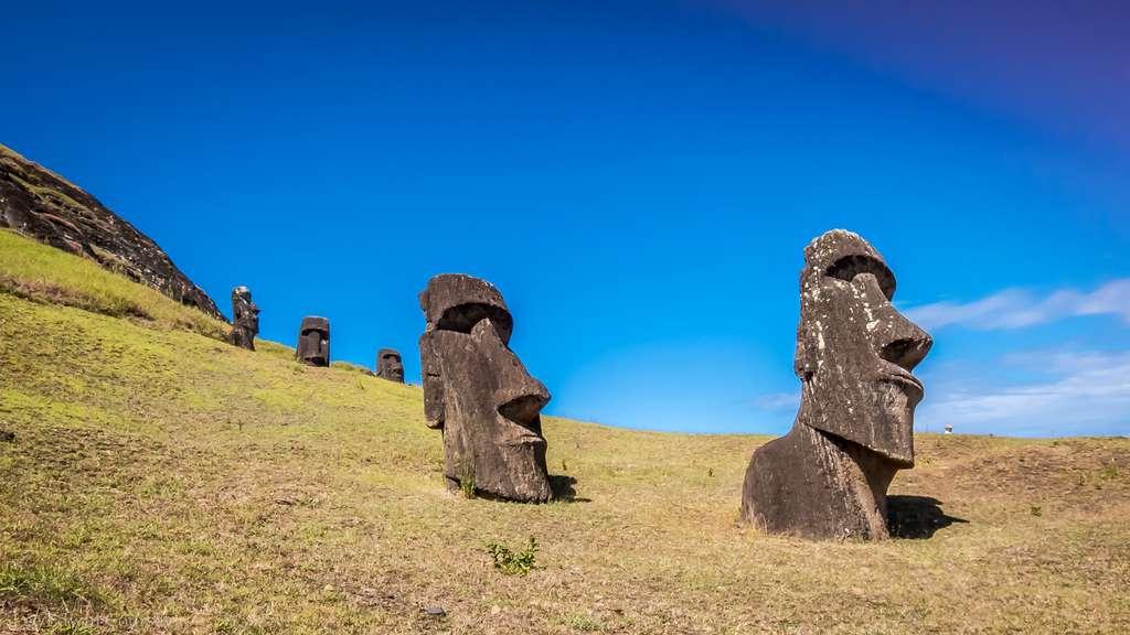 La civilisation de l'île de Pâques s'est-elle autodétruite ? © Lee Coursey, Flickr