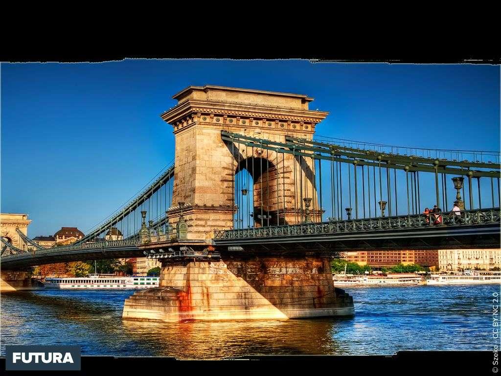 Pont Chain Bridge - Budapest