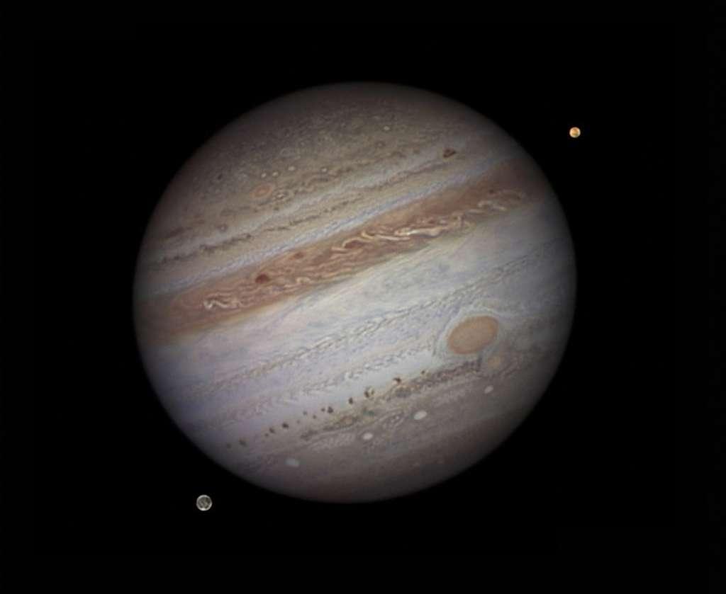 Jupiter. © D. Peach