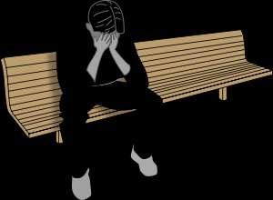 Il existe plusieurs degrés dans la dépression, comme la dépression majeure. © DR