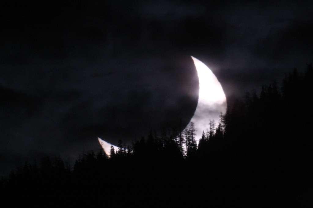 Éclipse du 04/01/2011