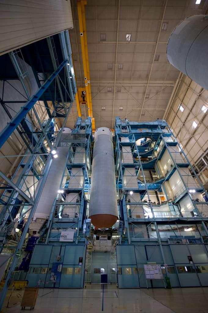 L'Étage principal cryotechnique d'Ariane 5 ECA