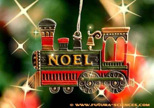 En route vers Noël