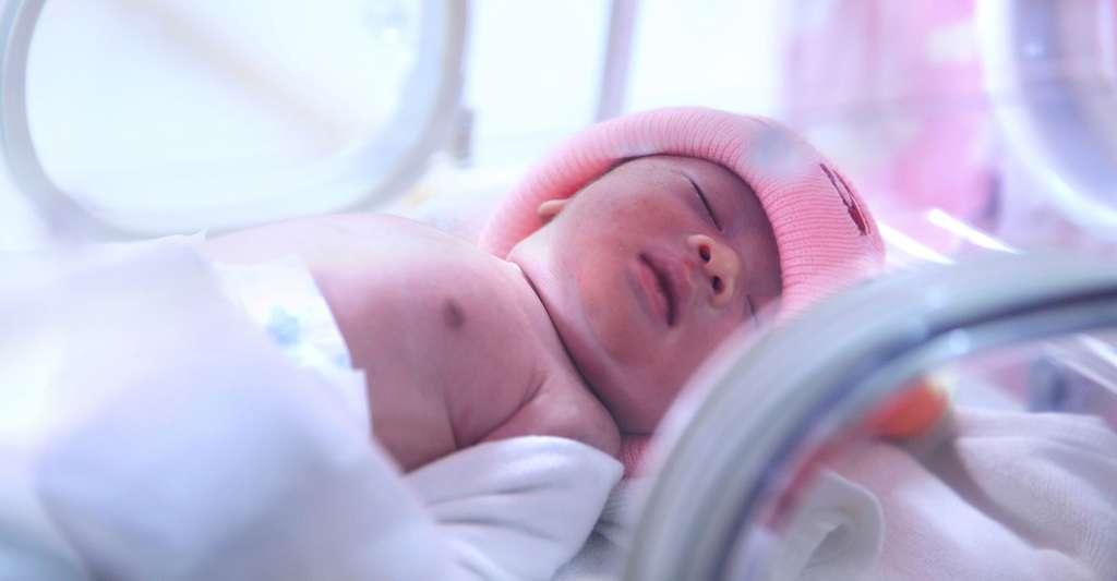 L'accouchement prématuré intervient avant la 37e semaine d'aménorrhée. © Naypong, Shutterstock
