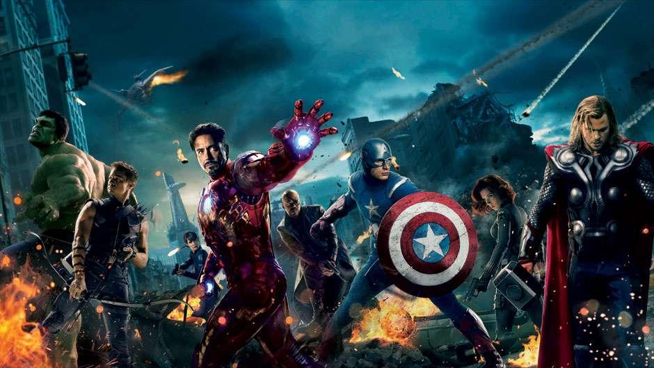 Avengers a dépassé le milliard de dollars de recettes dans le monde et il marche sur les traces d'Avatar. © Marvel