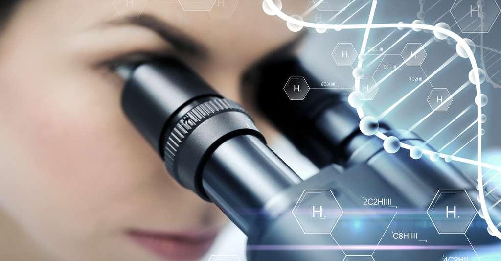 L'évolution des biotechnologies est un véritable défi pour le futur. © Syda Productions, Shutterstock
