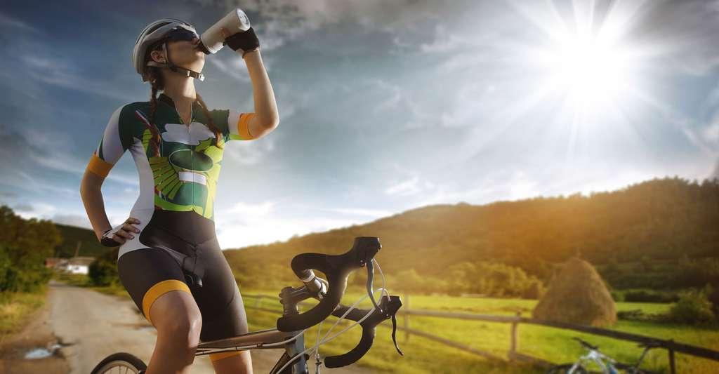 L'eau est indispensable à notre corps. © Rocksweeper, Shutterstock
