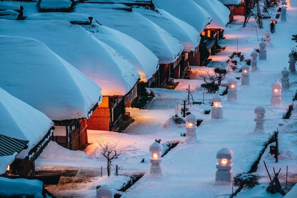 1.280 personnes sont mortes de froid au Japon durant les quatre années après l'accident de Fukushima à cause de l'augmentation des prix de l'électricité. © Pantira, Adobe Stock