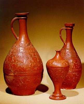 Céramique sigillée © Wikipedia