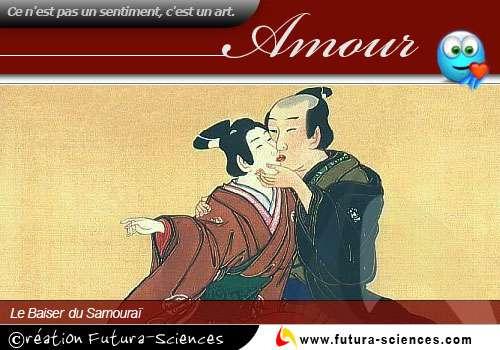 Le baiser du samouraï