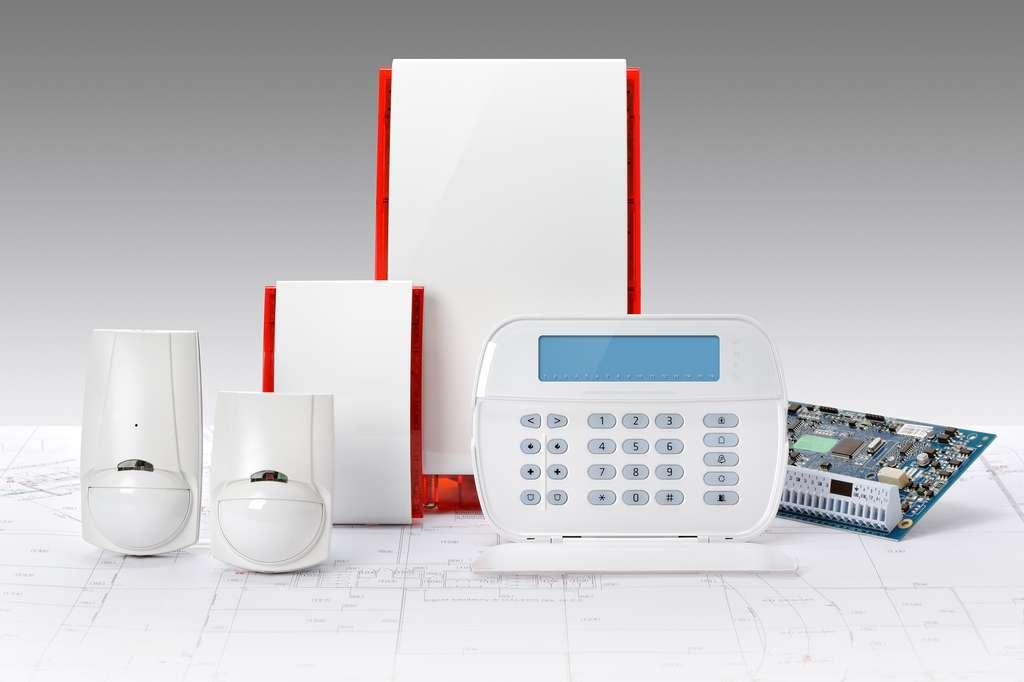 Les différents types d'alarmes de maison © gpmax, AdobeStock